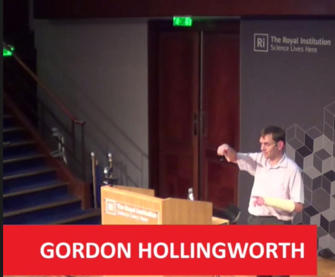 Gordon Hollingworth