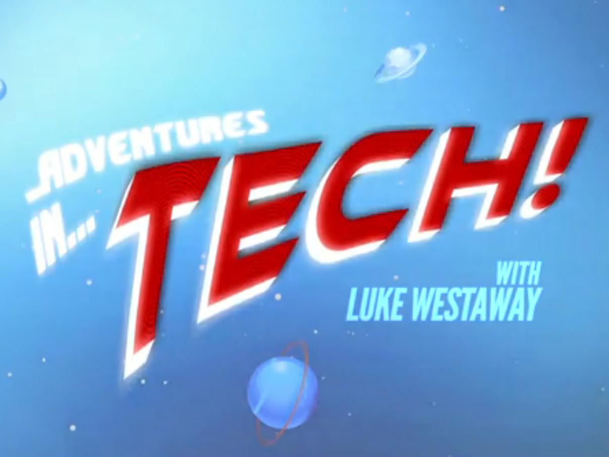 adventures in tech logo