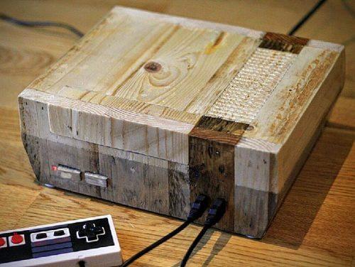 Wooden Pallet NES