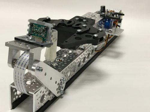 3D Bronchial Stent Testing Robot