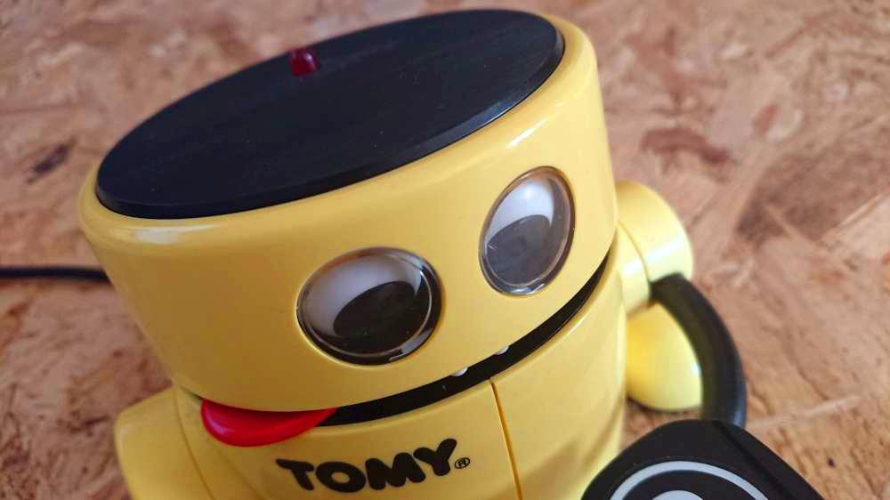 Tomy Mr Money toy
