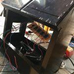 Raspberry Pi- and solar-powered squirrel cam