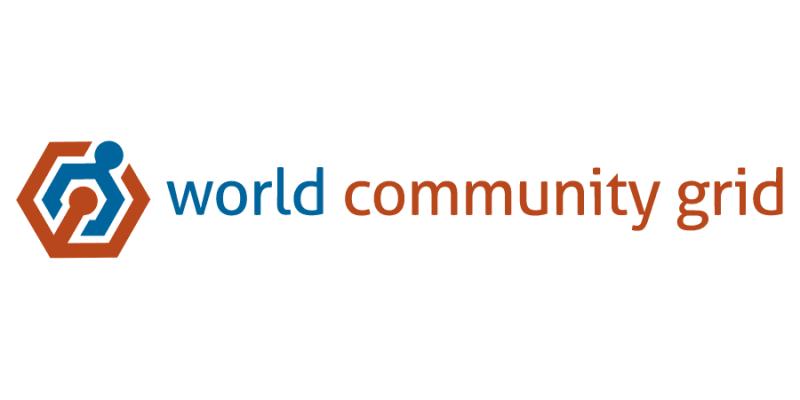 Logo for IBM World Community Grid