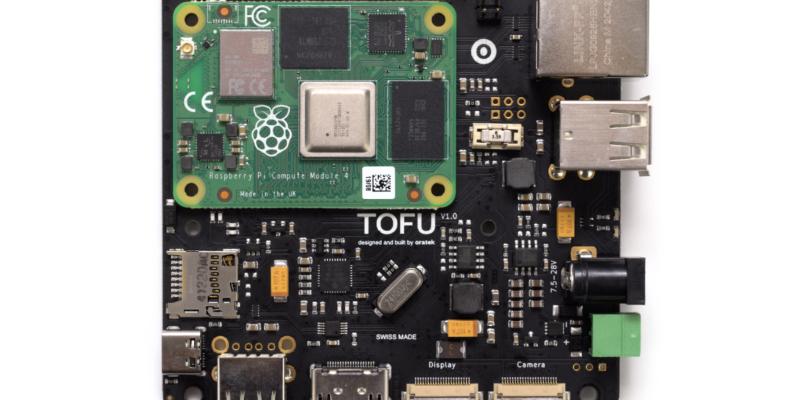 TOFU for Compute Module 4