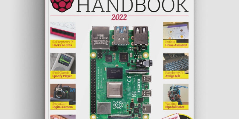 Official Raspberry Pi Handbook 2022