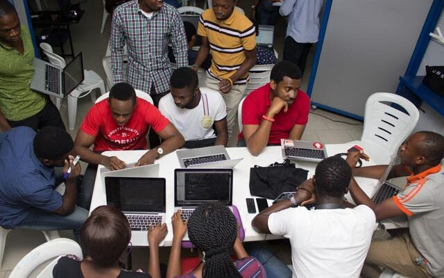 Uber's First Hackathon in Lagos