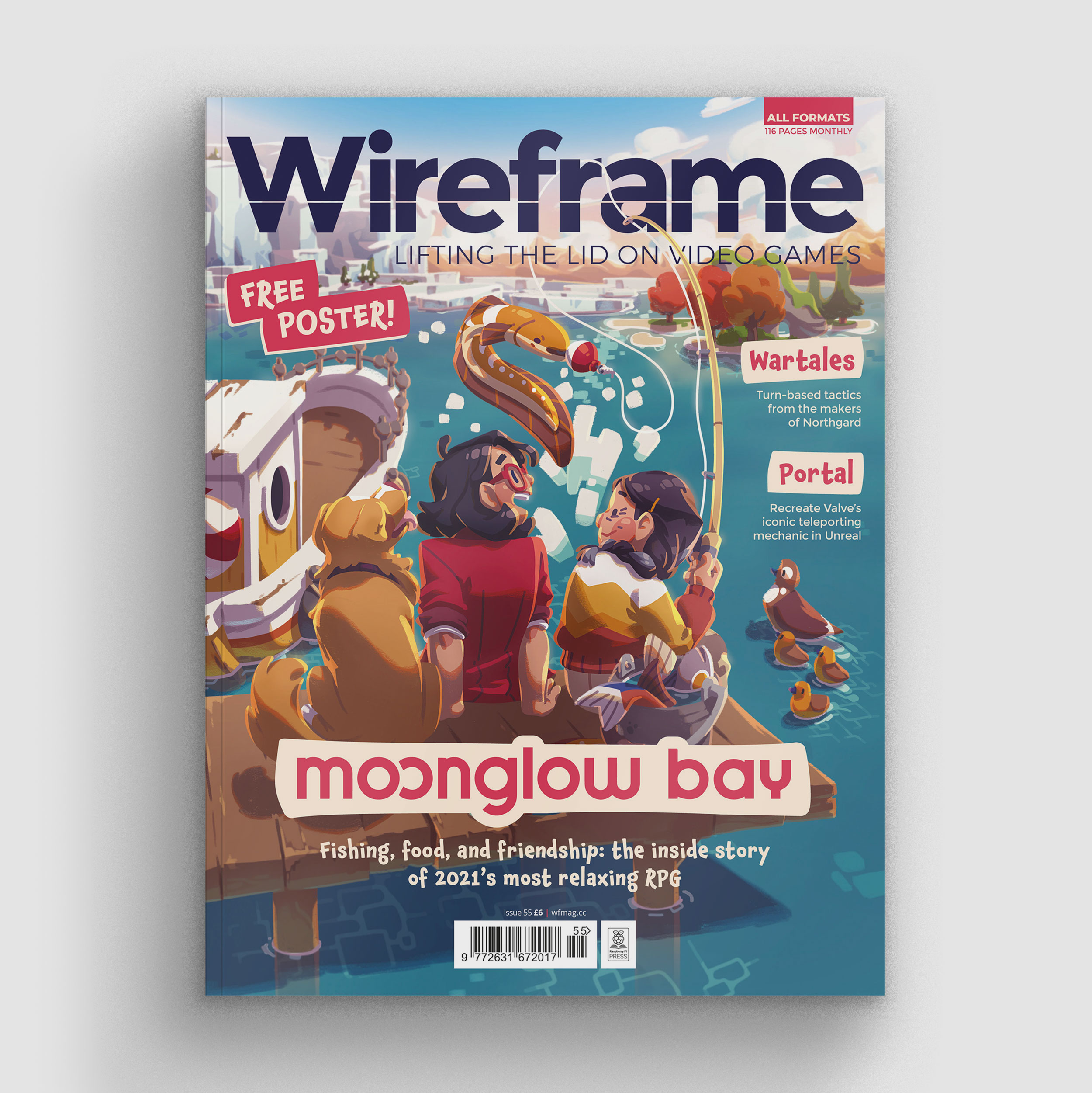 wireframe issue 55 cover